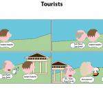 Nerd reflections #10 – Tourists
