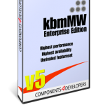 ANN: kbmMW Professional and Enterprise Edition v. 5.05.00 released!