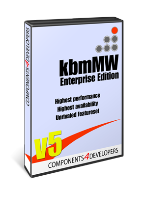 ANN: kbmMW Professional and Enterprise Edition v. 5.10.01 released!