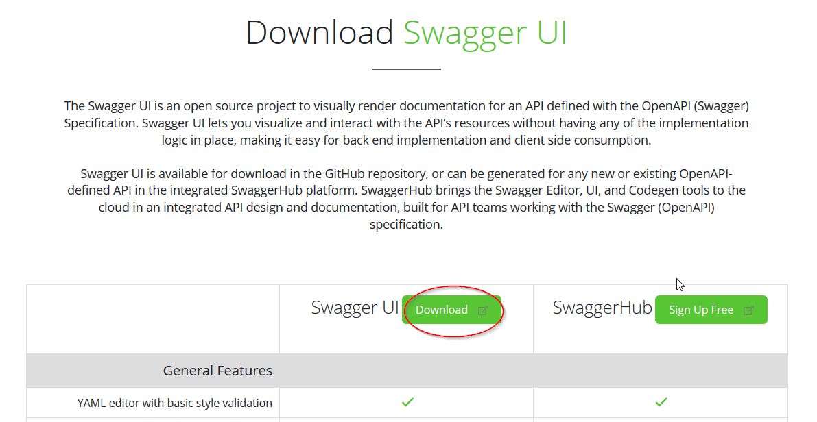 REST easy with kbmMW #20 – OpenAPI and Swagger UI